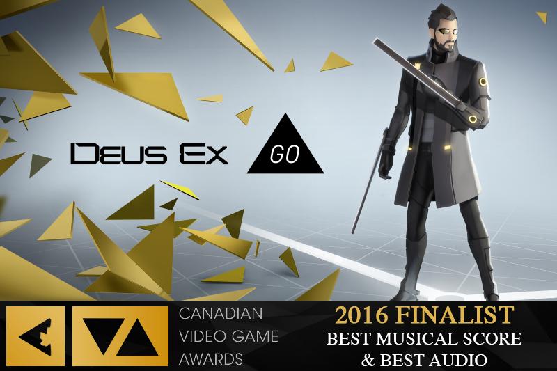 Deus Ex GO CVA 2016